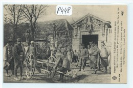 TILLOLOY   POSTE DE SECOURS  GUERRE DE 1914/18 - Otros Municipios