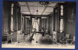 92 LA MALMAISON Château, Ancienne Résidence De Empereur Napoléon 1er Et Impératrice Joséphine, Salon De Musique ... - Chateau De La Malmaison