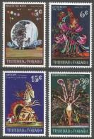 Trinidad & Tobago. 1970 Carnival Winners. MNH Complete Set SG 371-5 - Trinidad & Tobago (1962-...)