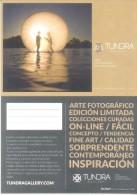 TUNDRA GALLERY ARTE FOTOGRAFICO EDICION LIMITADA BUENOS AIRES AÑO 2014 FINE ART COLECCIONES CURADAS - Fotografía