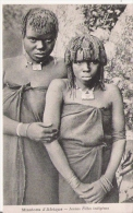 AFRIQUE JEUNES FILLES INDIGENES (BEAU PLAN) - Cartes Postales