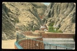Water Tanks No. 4 Aden ---- Postcard Not Traveled - Yemen