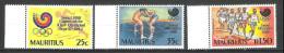 Mauritius  JO Seoul 1988  Perf  **  MNH - Zomer 1988: Seoel