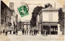 Epernay - Rue Jean Moët ( édition J.B.  / Crédit Lyonnais à Droite ) - Epernay