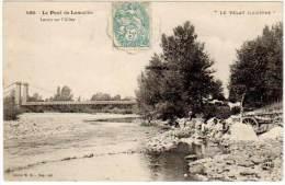 Le Velay Illustré - Le Pont De Lamothe - Lavoir Sur L'Allier (590 M.B.) - France