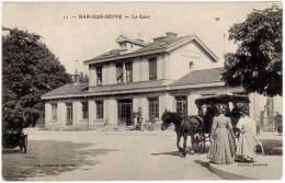 Bar Sur Seine - La Gare ( Diligence ) - Bar-sur-Seine