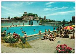 K1036 Sarteano (Siena) - Piscina Olimpionica a ricambio continuo di acqua radioattiva / viaggiata 1960