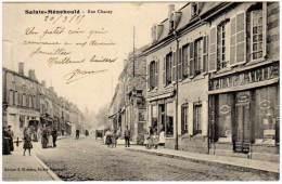 Sainte Menehould - Rue Chanzy ( Pharmacie à Droite ) - Sainte-Menehould