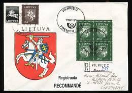 Litauen Beleg