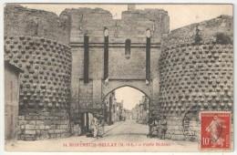 49 - MONTREUIL-BELLAY - Porte Saint-Jean - Voelcker 34 - Montreuil Bellay