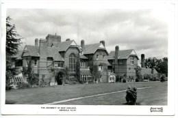 Armidale, The Univerity Of New England, 27.3.1961 - Australien