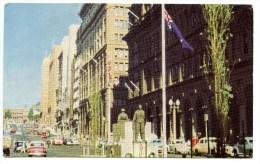 Sydney, Martin Place, City, 27.10.1958 - Sydney