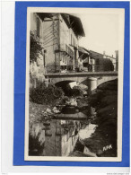 -REALMONT-N °10- Pon Sur Le Blima Derrière Les Maissons  --édit APAP POUX Albi-années 40-50 - Realmont