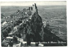 """1958, Repubblica S. Marino - """"La Rocca"""" - San Marino"""