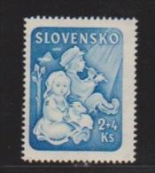 Slovaquie //  N 117  //  2 K + 4 K Bleu  //  NEUF ** - Slovakia