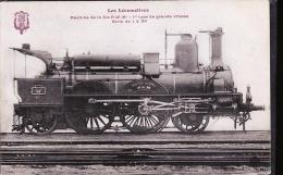 LOCOMOTIVES FRANCAISES - Trains