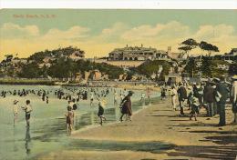 Manly Beach S.S.W.  No 1066 For Giovanardy Sydney Germany Made - Australie