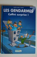 BD LES GENDARMES - 7 - Coffré Surprise ! - TBE - EO 2004 - Editions Originales (langue Française)