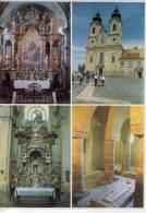 TIHANY - Apátsági Teplom, Abtei Kirche, Abbey Church, Eglise - Hungary