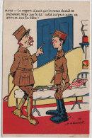 A.G. BADERT - Humour Militaire     (73307) - Illustrators & Photographers