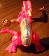 Figurine Dragon - Mc Donald - Sega Toys 2011 - 10 cm