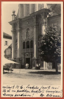 PTUJ -  Minoritski Samostan  ( Slovenia ) * Travelled 1936. To Famous Person Cvito Fiskovic * By Foto Toni Lucheschitz. - Slovenia
