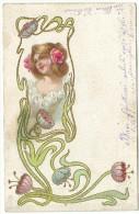 1904, Cartolina Illustrata - Illustrateurs & Photographes