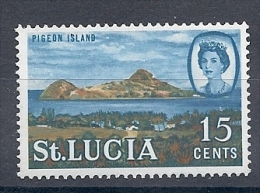 140016277  ST.  LUCIA  YVERT  Nº  188  **/MNH - St.Lucia (...-1978)