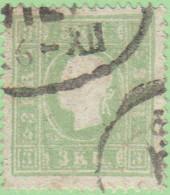 "AUT SC #8  1859 Emp. Franz Josef  ""WIE_/12-6"", CV $140.00 - Used Stamps"