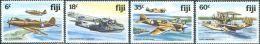 Fiji 1981 Airplane MNH** - Lot. 3208 - Fidji (1970-...)