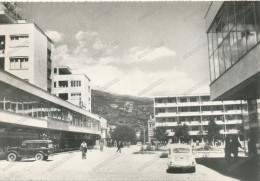 TETOVO, Car, Fiat, ,JEEP,, Makedonija,Macedonia,old Postcard - Macedonië