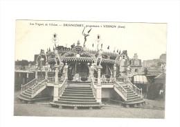 LES VAGUES DE L'OCEAN - DRIANCOURT Propriétaire à VERNON-  Manège Fête Foraine - - Vernon