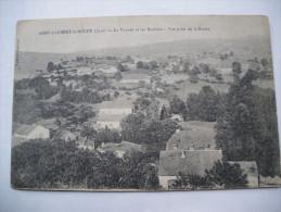 ST LAURENT La ROCHE  La Vuarde Et Les Rochers - Sonstige Gemeinden