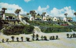 5395- DAYTONA BEACH, HOUSES, POSTCARD - Daytona
