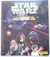 ALBUM PANINI STAR WARS LA GUERRE DES ETOILES 1997 (1) INCOMPLET Manque Les Pages Centrales Non Numérotées - French Edition