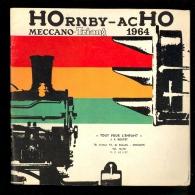 Catalogue HORNBY ACHO MECCANO TRIANG France 1964 HO Scale Miniature Train Railways   ZUG ModellBahn - HO Scale