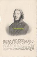 CPA COLLECTION DE PORTRAITS HISTORIQUES CELEBRES ND **  HOCHE LAZARE - Personnages Historiques