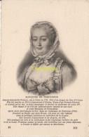 CPA COLLECTION DE PORTRAITS HISTORIQUES CELEBRES ND **  MARQUISE DE POMPADOUR - Personnages Historiques