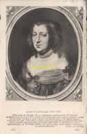 CPA COLLECTION DE PORTRAITS HISTORIQUES CELEBRES ND **  ANNE D'AUTRICHE - Historische Persönlichkeiten