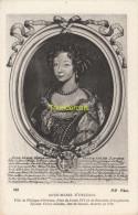 CPA COLLECTION DE PORTRAITS HISTORIQUES CELEBRES ND **  ANNE MARIE D'ORLEANS DUCHESSE DE SAVOYE - Personnages Historiques