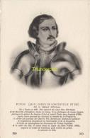 CPA COLLECTION DE PORTRAITS HISTORIQUES CELEBRES ND **  DUNOIS JEAN COMTE DE LONGUEVILLE ET DE - Personnages Historiques
