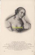 CPA COLLECTION DE PORTRAITS HISTORIQUES CELEBRES ND **  COMTESSE DE LA FAYETTE - Personnages Historiques