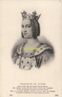 CPA COLLECTION DE PORTRAITS HISTORIQUES CELEBRES ND **  CHARLOTTE DE SAVOIE - Personnages Historiques