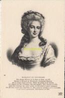 CPA COLLECTION DE PORTRAITS HISTORIQUES CELEBRES ND **   MARQUISE DE MONTESSON - Personnages Historiques