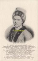 CPA COLLECTION DE PORTRAITS HISTORIQUES CELEBRES ND **   JEAN JACQUES ROUSSEAU - Personnages Historiques