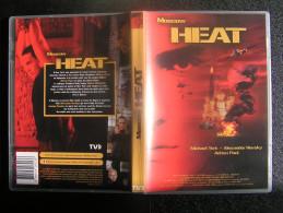 DVD Video : MOSCOW HEAT Avec Mickael YORK Et Alexander NEVSKY Espionnage - Action, Adventure