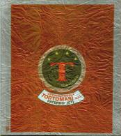 INCARTO DELLA FRUTTA - TORTOMASI - PATERNO' - Reclame