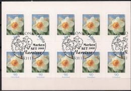 2008 Allem. Fed. Yv. C 2333-2  Mi. 2515  ( FB 1 )used   Narzisse (Narcissus Sp. - [7] République Fédérale