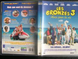 DVD Video : LES BRONZES 3 Amis Pour La Vie De Patrice LECONTE (Clavier Jugnot Lhermite Balasko Blanc Chazel)è - Komedie