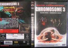 DVD Video : CHROMOSOME 3 De David CRONENBERG Avec Olivier REED Et Samantha EGGAR - Horror